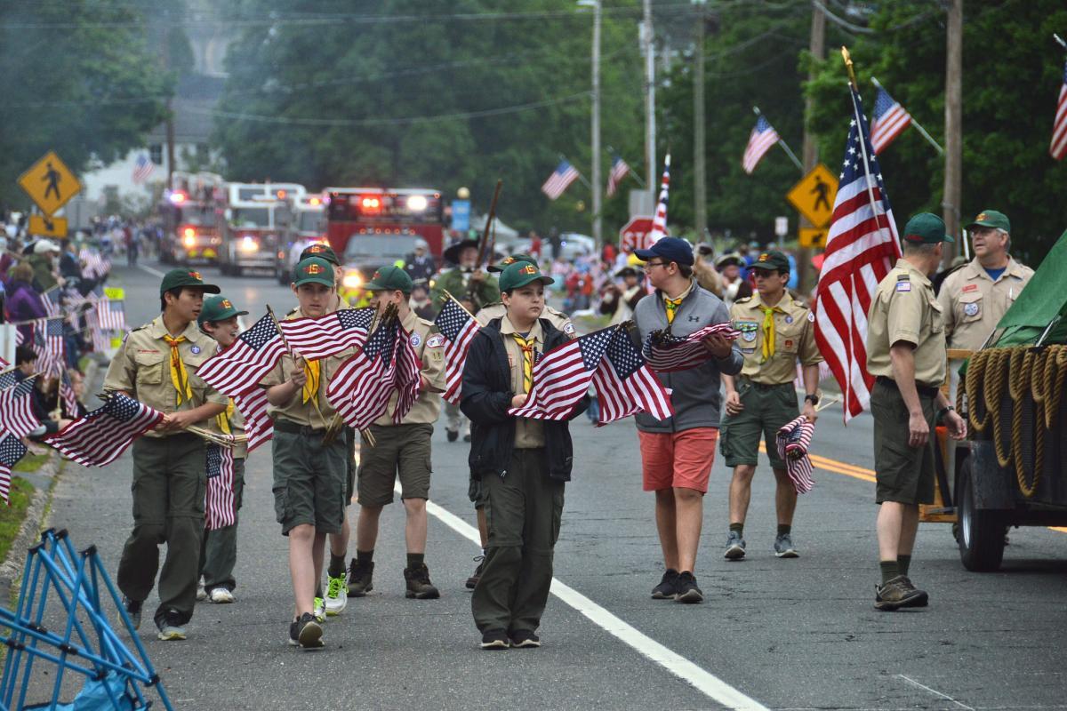 Boy Scouts 3